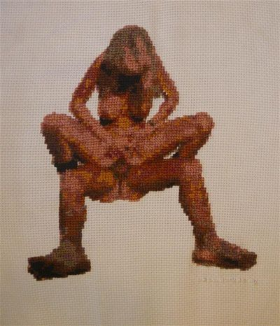 Crochet X