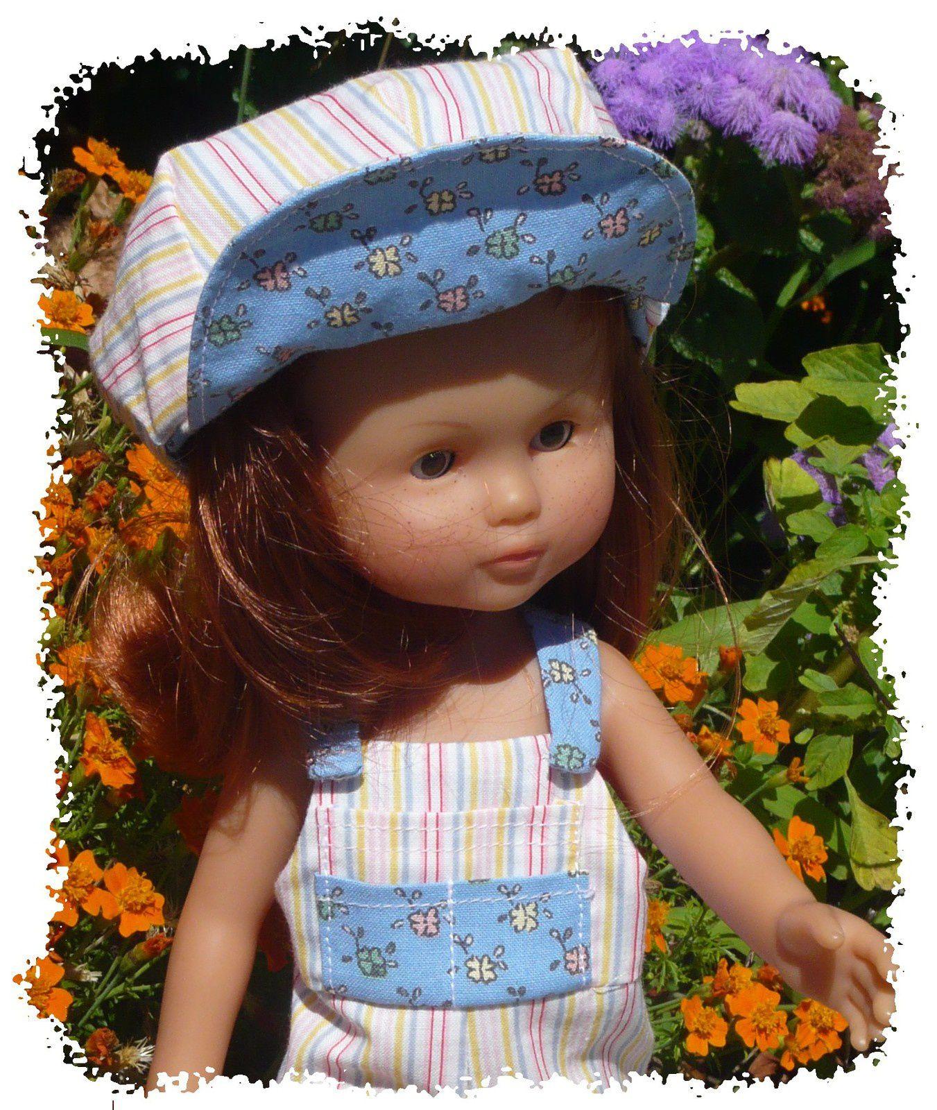 tenue estivale pour poupée chérie de corolle