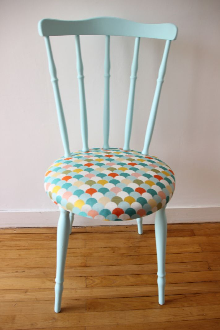 CHAISE VINTAGE RELOOKEE
