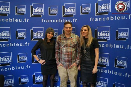Emission de Radio sur France Bleu Bourgogne