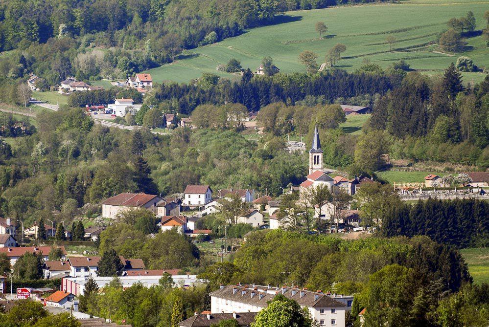 L'Eglise de LAVAL-SUR-VOLOGNE