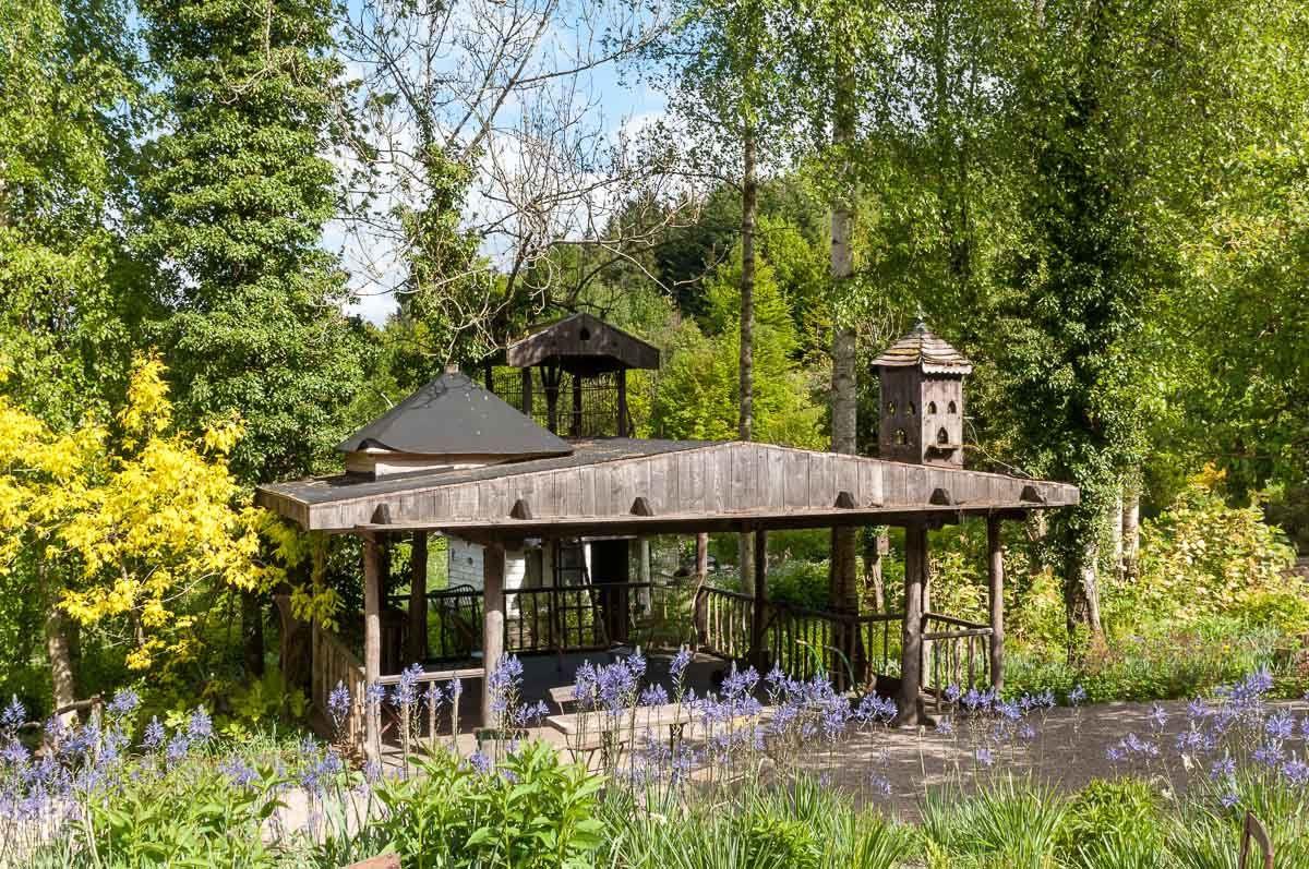 Proche De Bruyeres Vosges Une Visite Au Jardin De