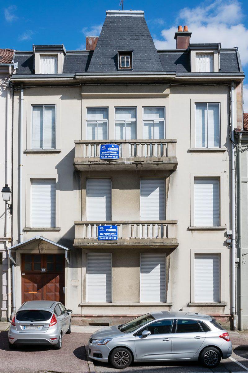 BRUYÈRES, la maison qui a appartenu au Docteur COLLIN
