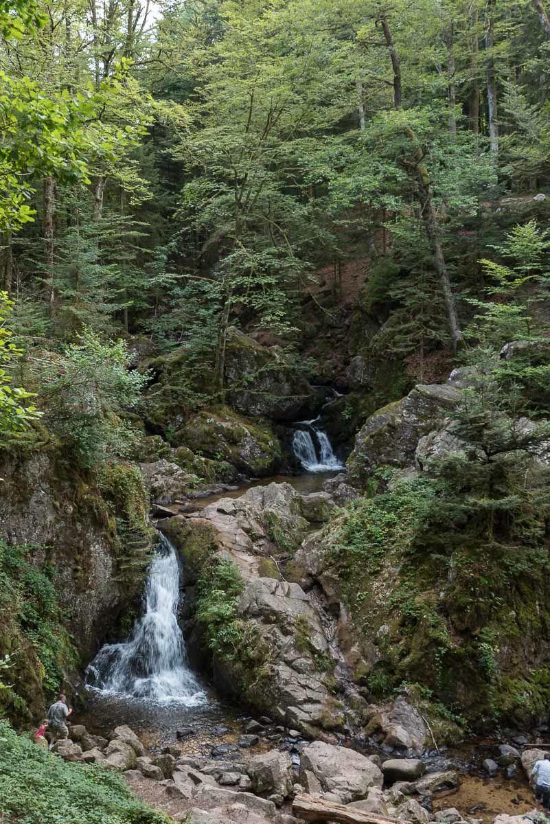 Été 2015, quand l'eau vient à manquer dans les Vosges.