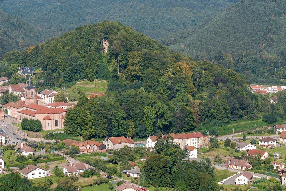 La colline du Château.
