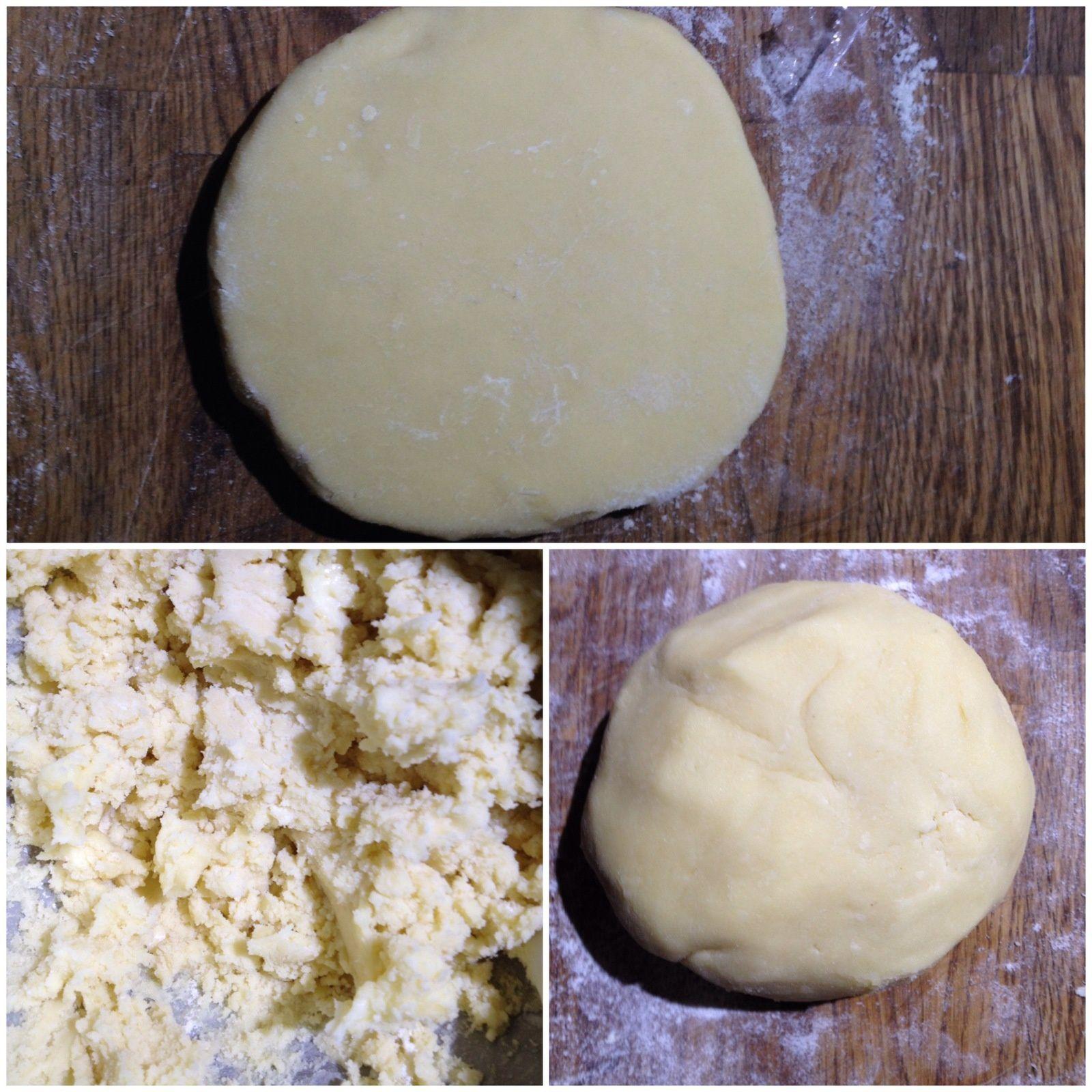 Tarte aux poires façon &quot&#x3B;Bourdaloue&quot&#x3B; - CAP Pâtissier