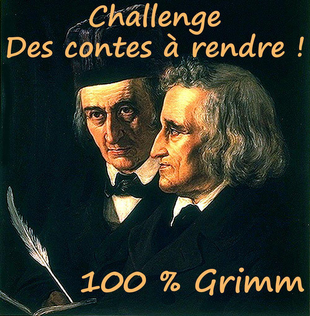 Challenge Des contes à rendre - les liens pour 100 % Grimm