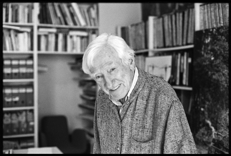 Marc Riboud, photographe géomètre