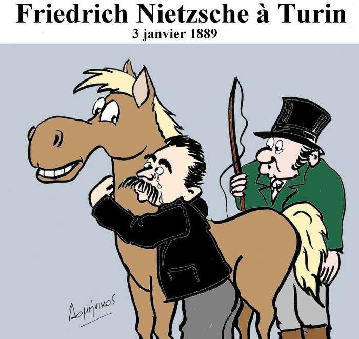 De Bergson à Nietzsche...
