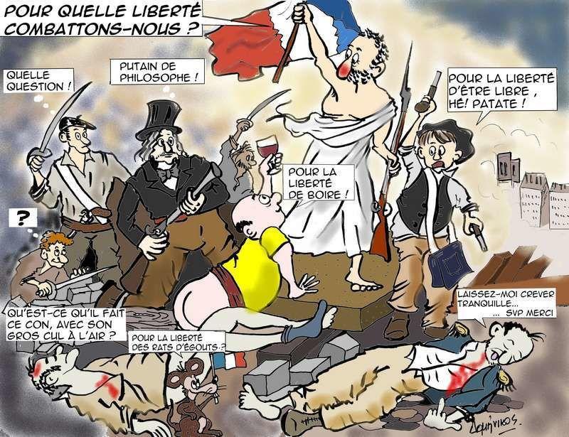 Vive la Liberté !