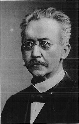 Adolf von Harnack (1851 - 1930)