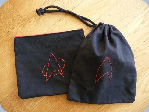 Sac Star Trek