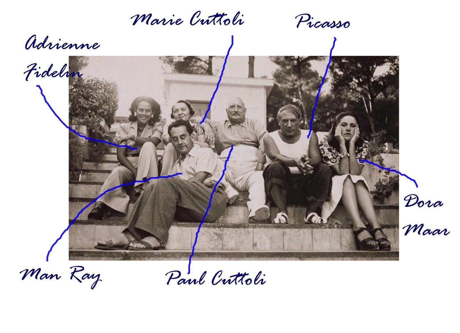 Antibes 1937