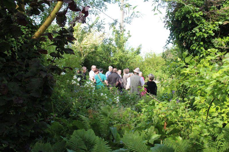 journée visite de jardin avec jardins passions
