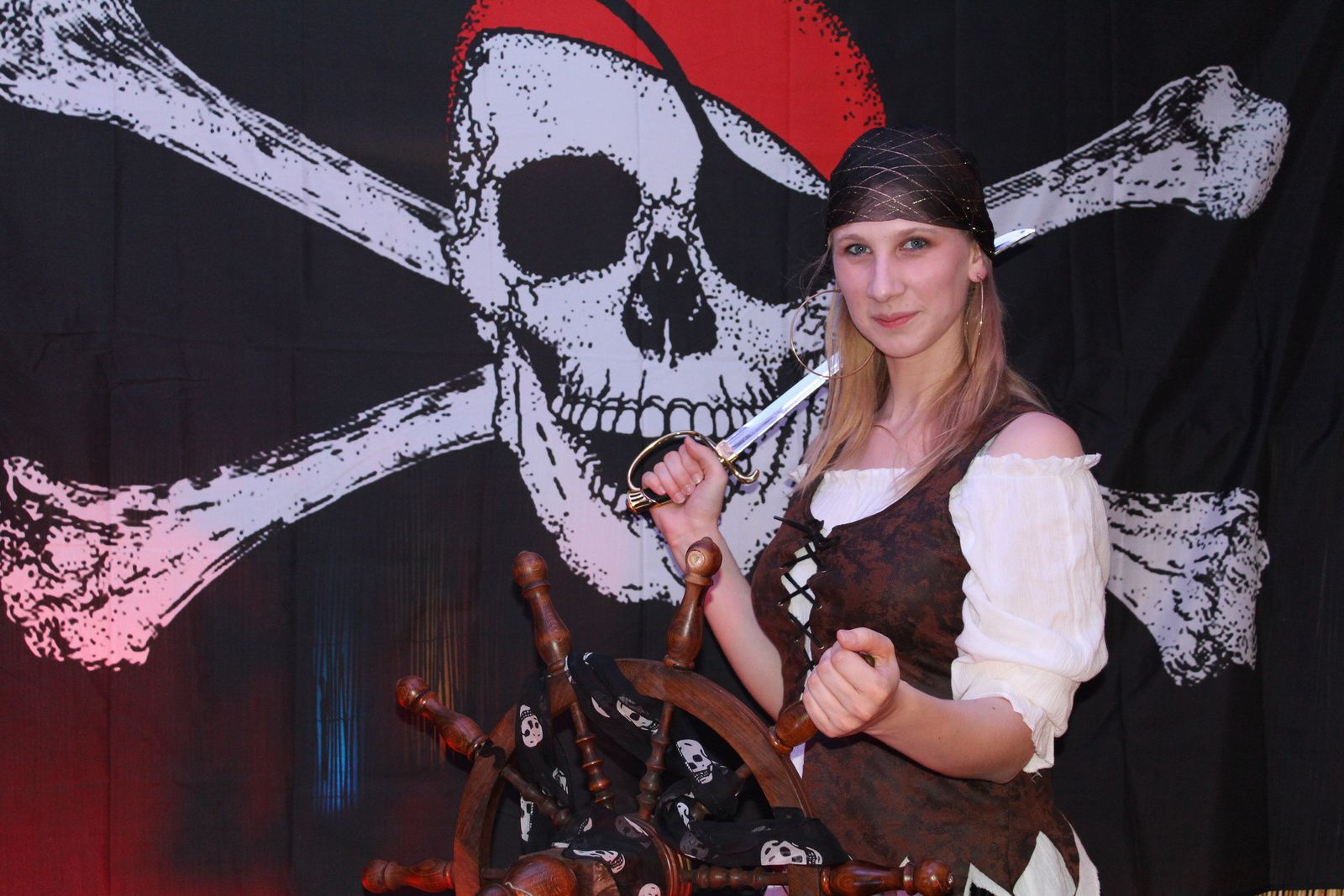 Soirée Pirates