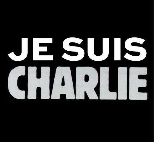 JE SUIS CHARLIE......