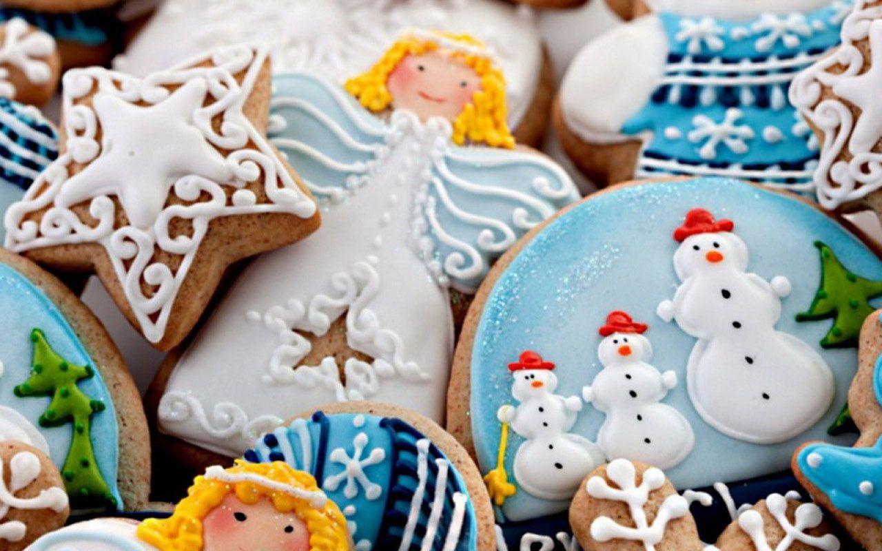 pas de Noel sans de bons gâteaux et bonbons de Noel...
