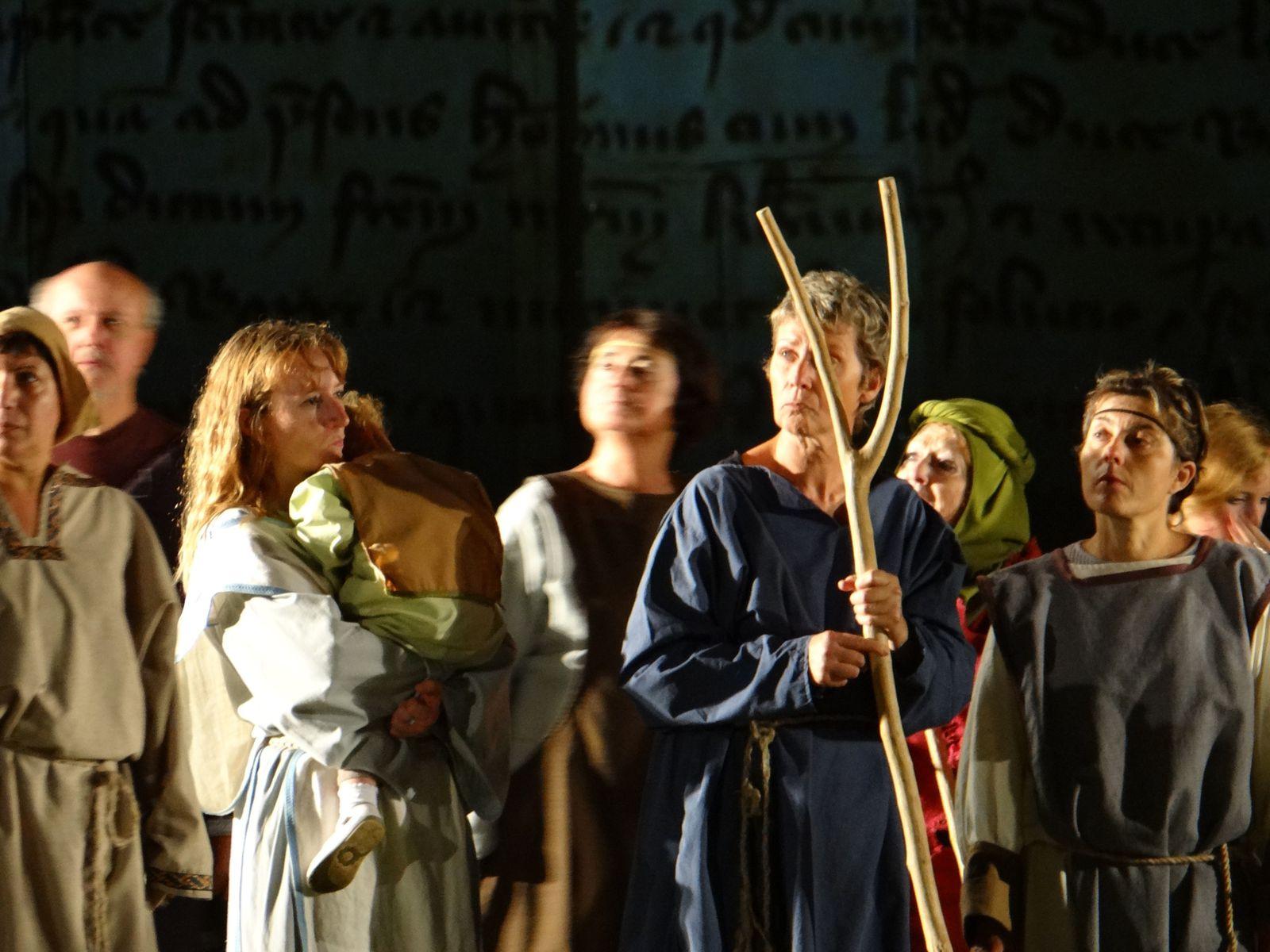 2013 - Andelot - Brunehaut la plume ou le Glaive