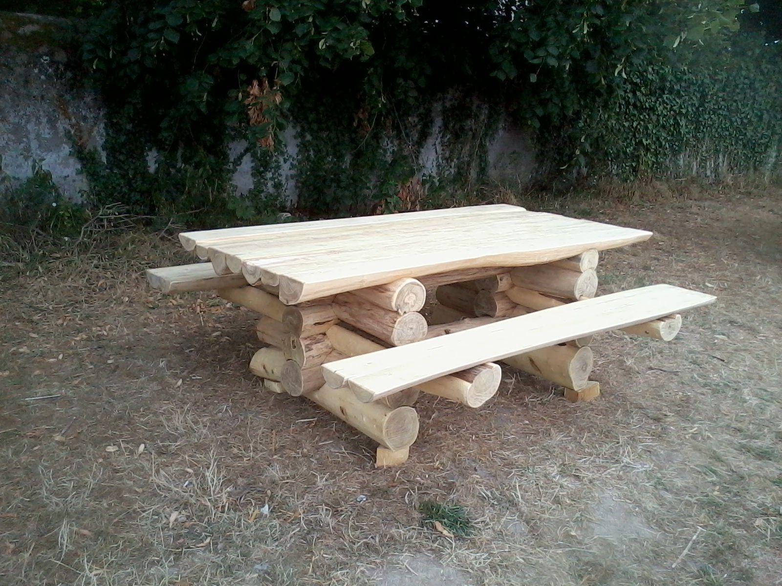 Et enfin la table 2, à côté de la Maison de la Gloriette.