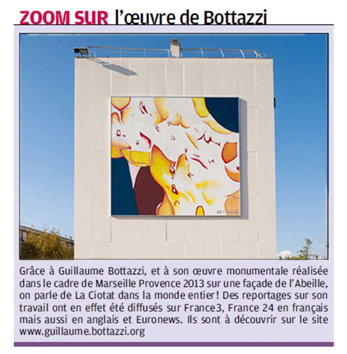 Bottazzi journal la provence blog guillaume bottazzi - Le journal de la provence ...