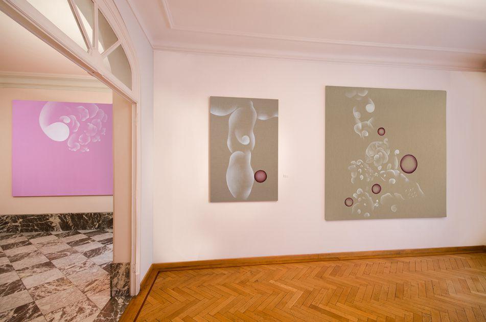 Guillaume Bottazzi - Visual arts