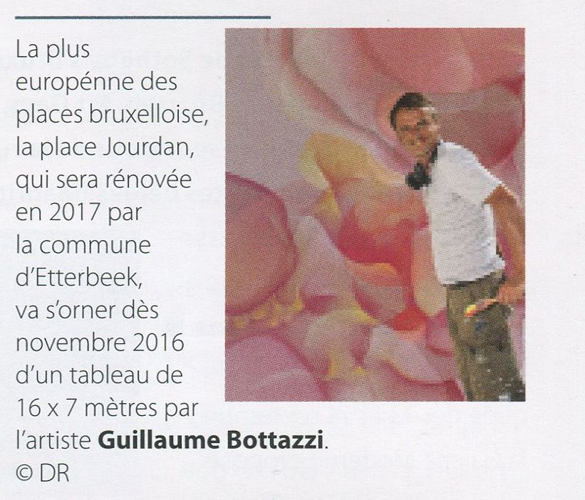 Guillaume Bottazzi : Magazine - COLLECT Arts Antiques Auctions / Septembre 2016
