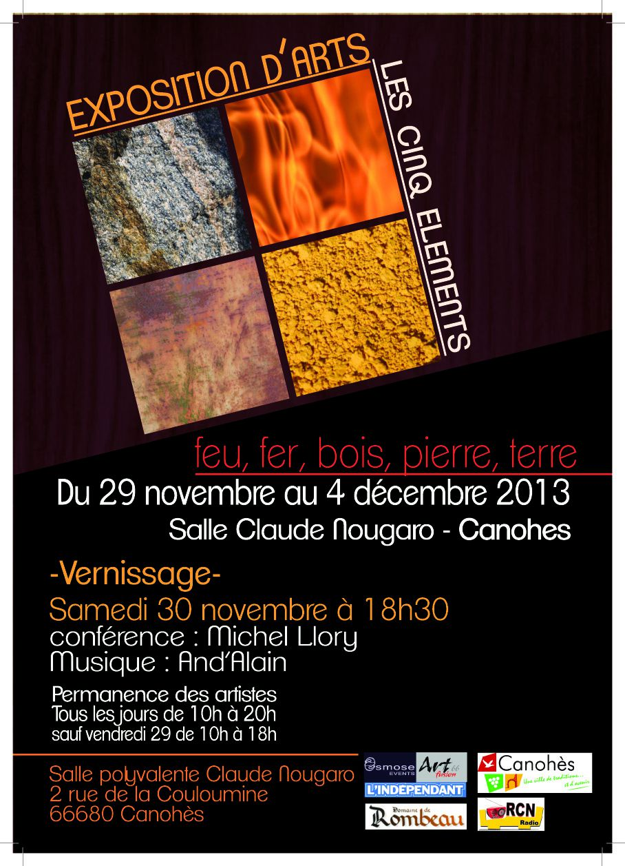 Exposition d'Arts * CANOHES * 66680
