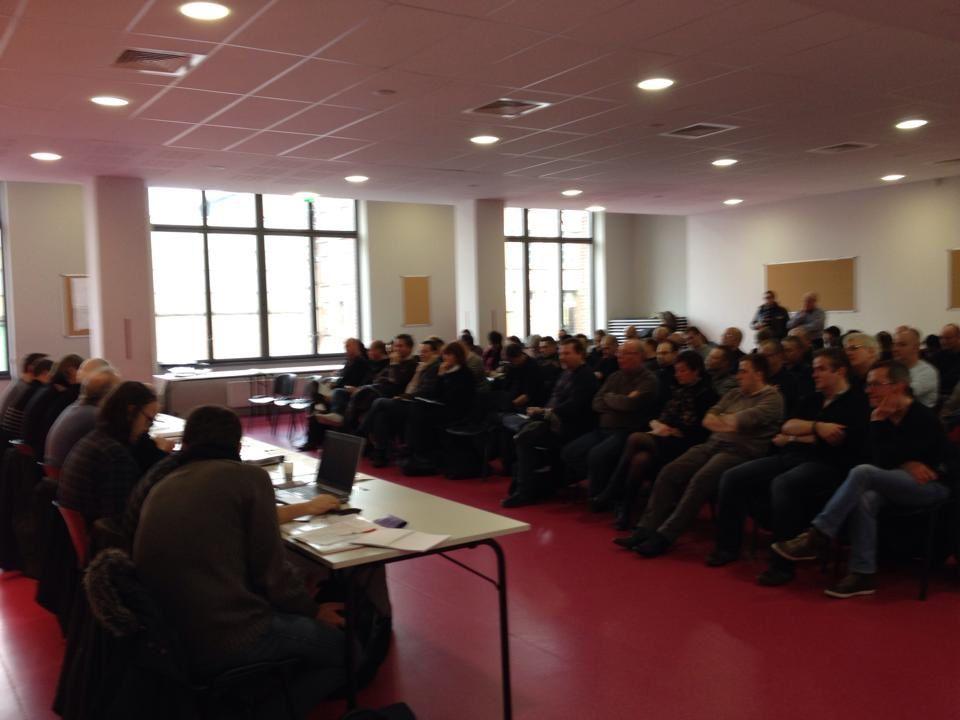 L'assemblée des délégués de Presse à Lille