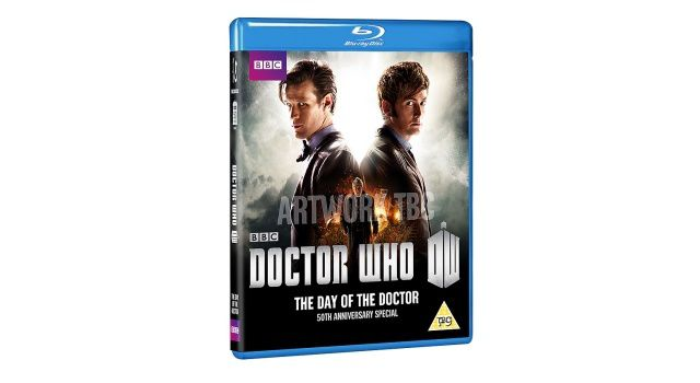 &quot&#x3B;The Day of the Doctor&quot&#x3B; : Détails du DVD/BR