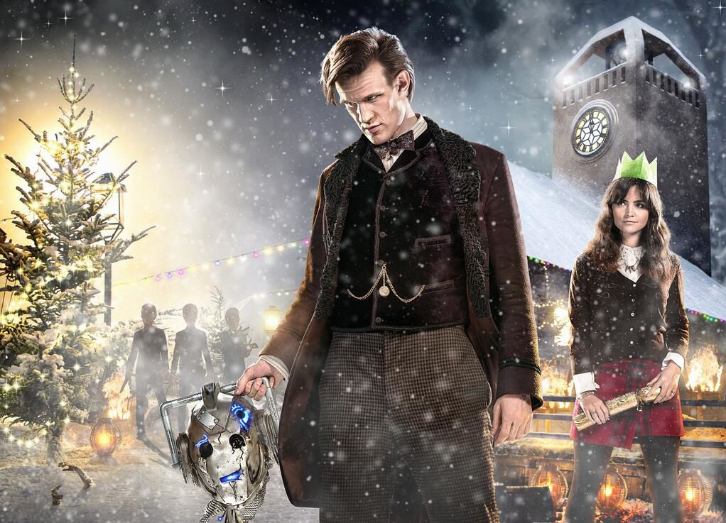 Doctor Who - The Time of the Doctor : Synopsis