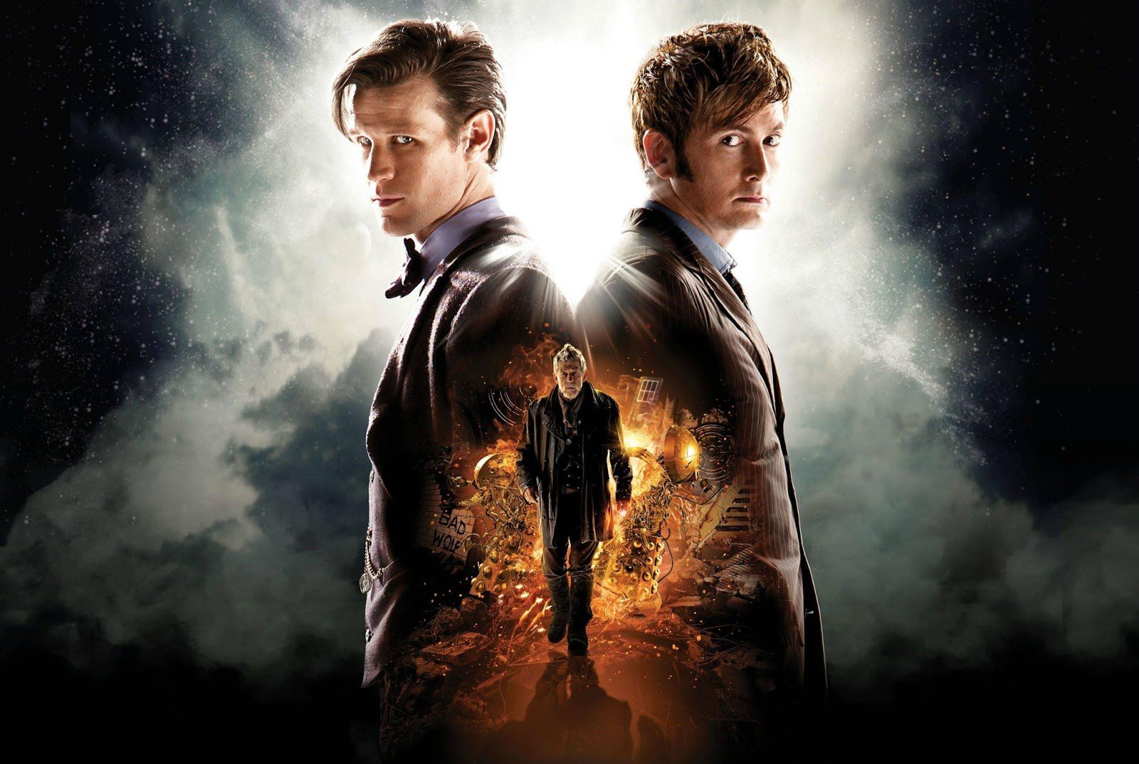 [Concours] Gagnez The Day of the Doctor en DVD/Blu-Ray (MàJ)
