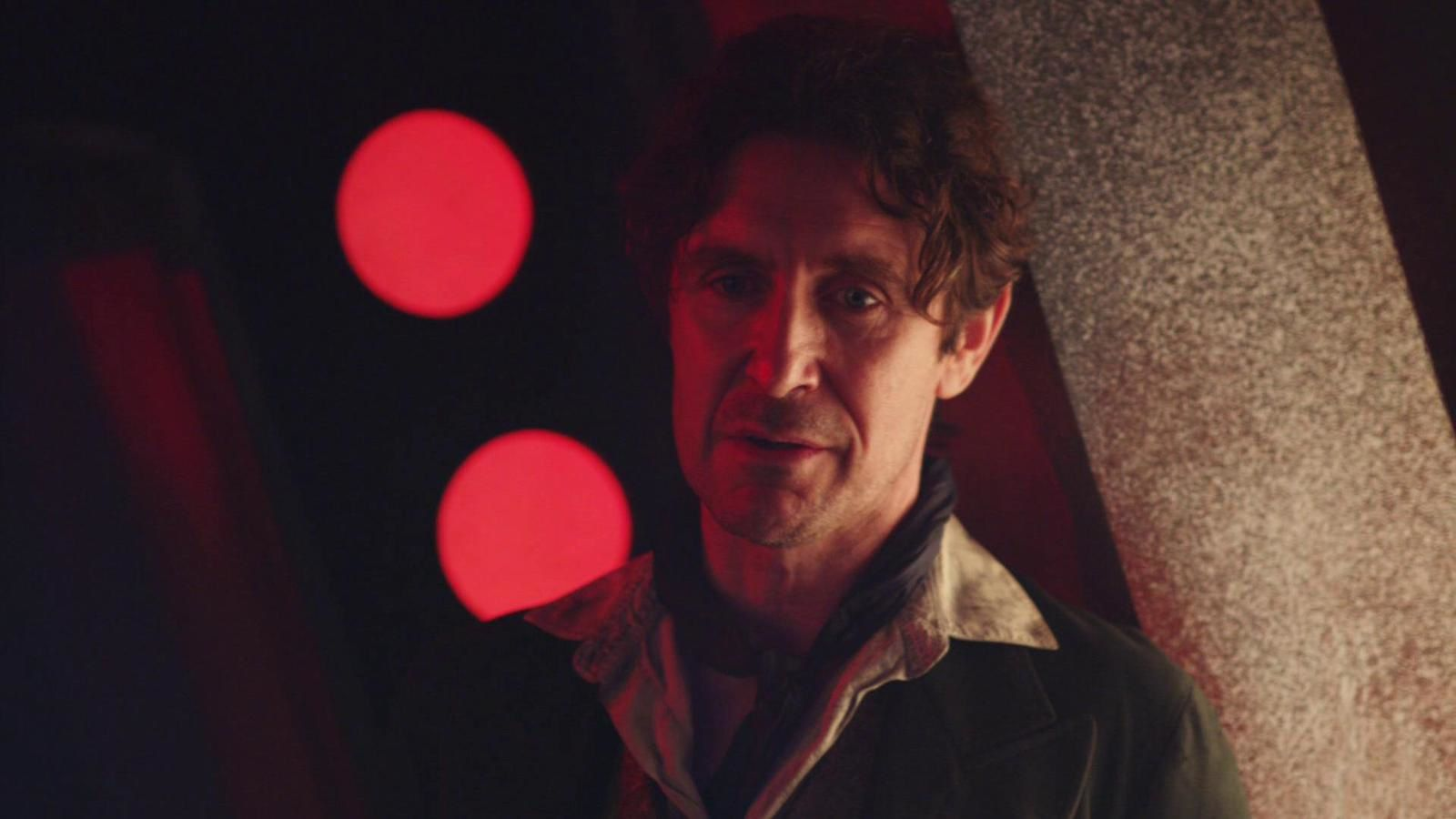 Paul McGann invité de Paris Comics Expo en Novembre