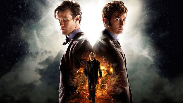 Le Spécial 50 Ans The Day of the Doctor remporte un BAFTA