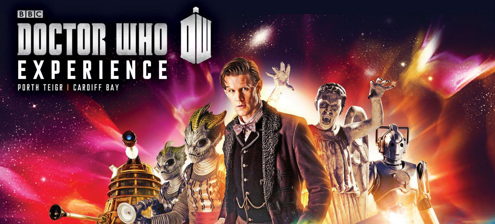 La Doctor Who Experience fait peau neuve