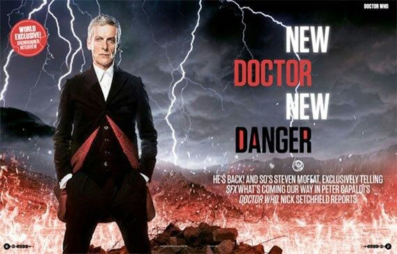 Doctor Who saison 8 en vostfr