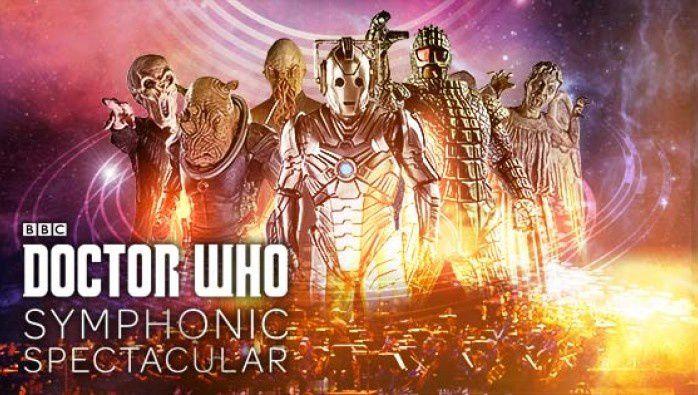 Le Doctor Who Symphonic Spectacular en tournée au Royaume-Uni en 2015