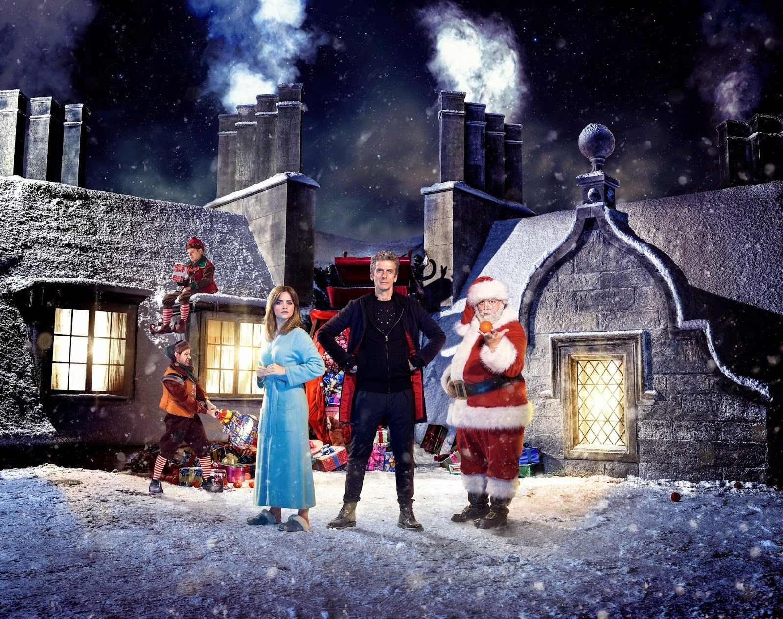 Doctor Who : Date, horaire, synopsis et image promo de Last Christmas