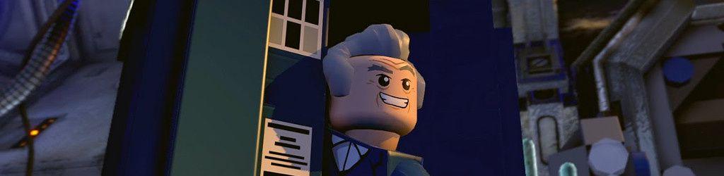 [Trailer] Doctor Who fait son entrée dans Lego Dimensions
