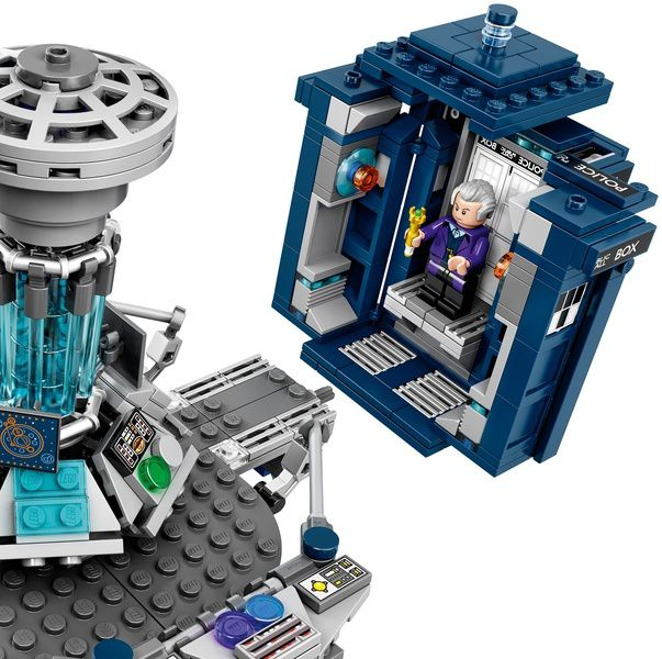 LEGO Doctor Who : Détails et date de sortie du set