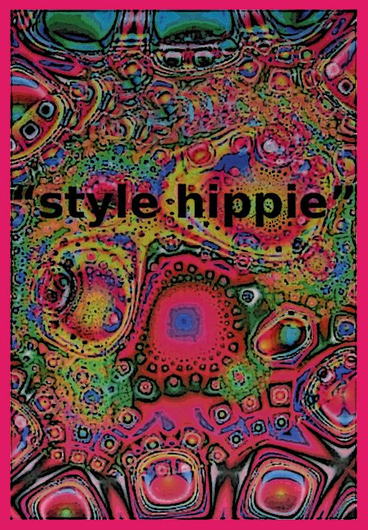 &quot&#x3B;OH! STYLE HIPPIE&quot&#x3B;