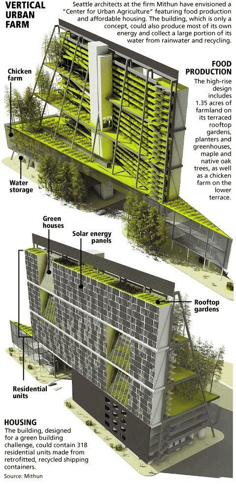INTEGRATION DES SOLS CULTIVABLES DANS L'ARCHITECTURE