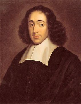 Baruch SPINOZA (1632-1677) (plus d'informations ici : http://fr.wikipedia.org/wiki/Baruch_Spinoza)