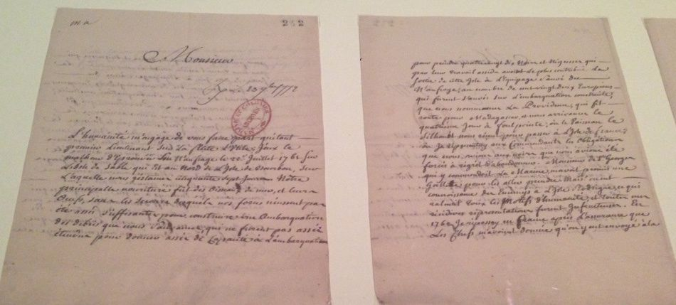La lettre des archives nationales.