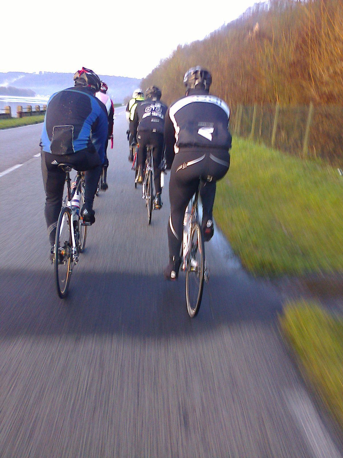 Sortie vélo dimanche matin