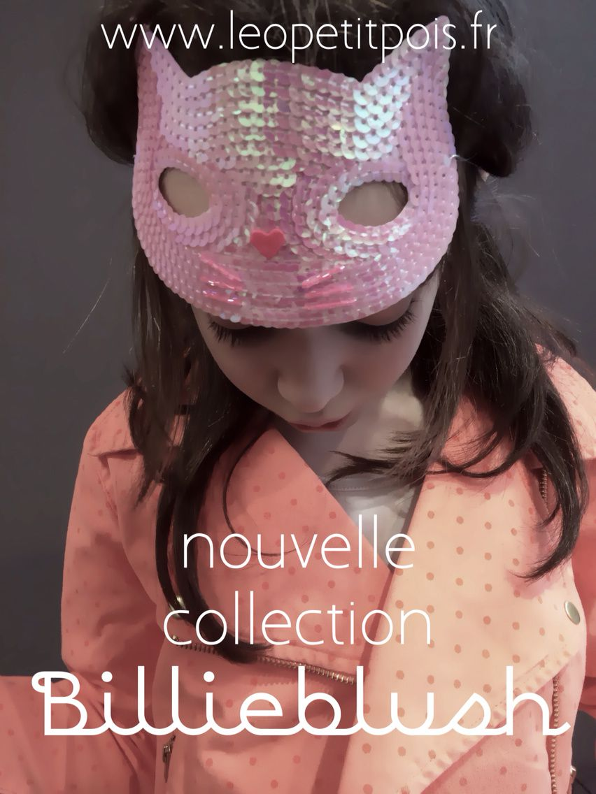 [NOUVELLE COLLECTION BILLIEBLUSH ]