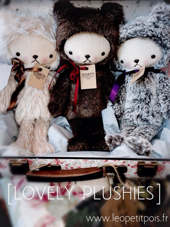 [LOVELY PLUSHIES]
