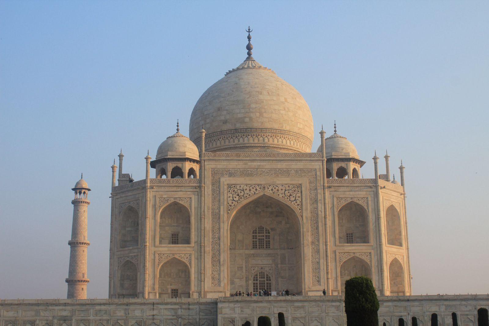 Le Taj Mahal sous tous ses angles
