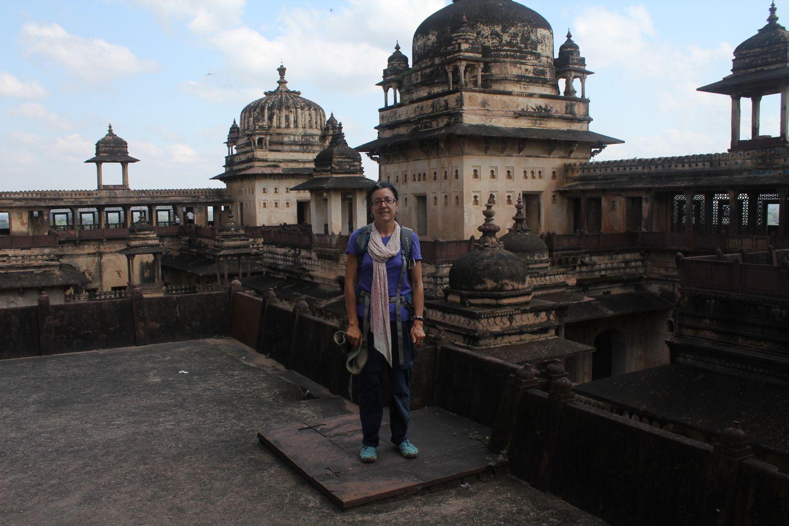 Le temple de Lakshmi