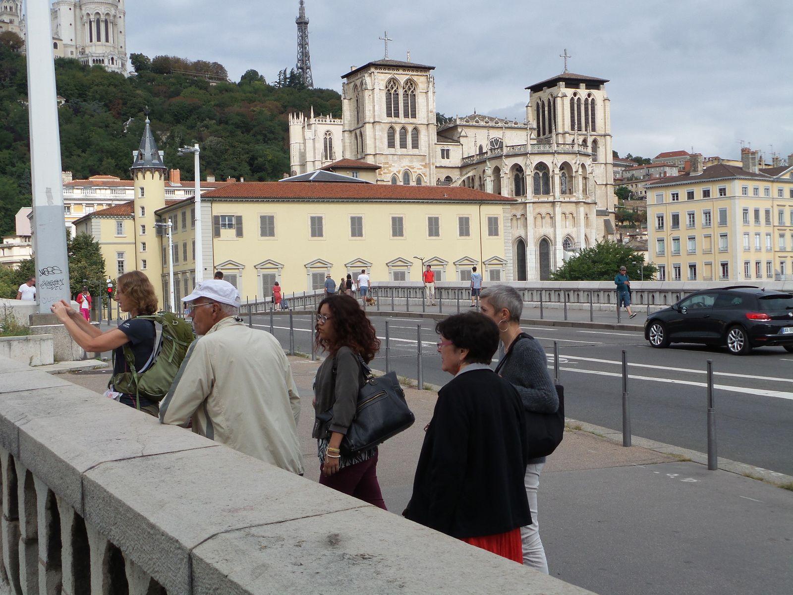 Journée à Lyon en famille et arrivée au Puy