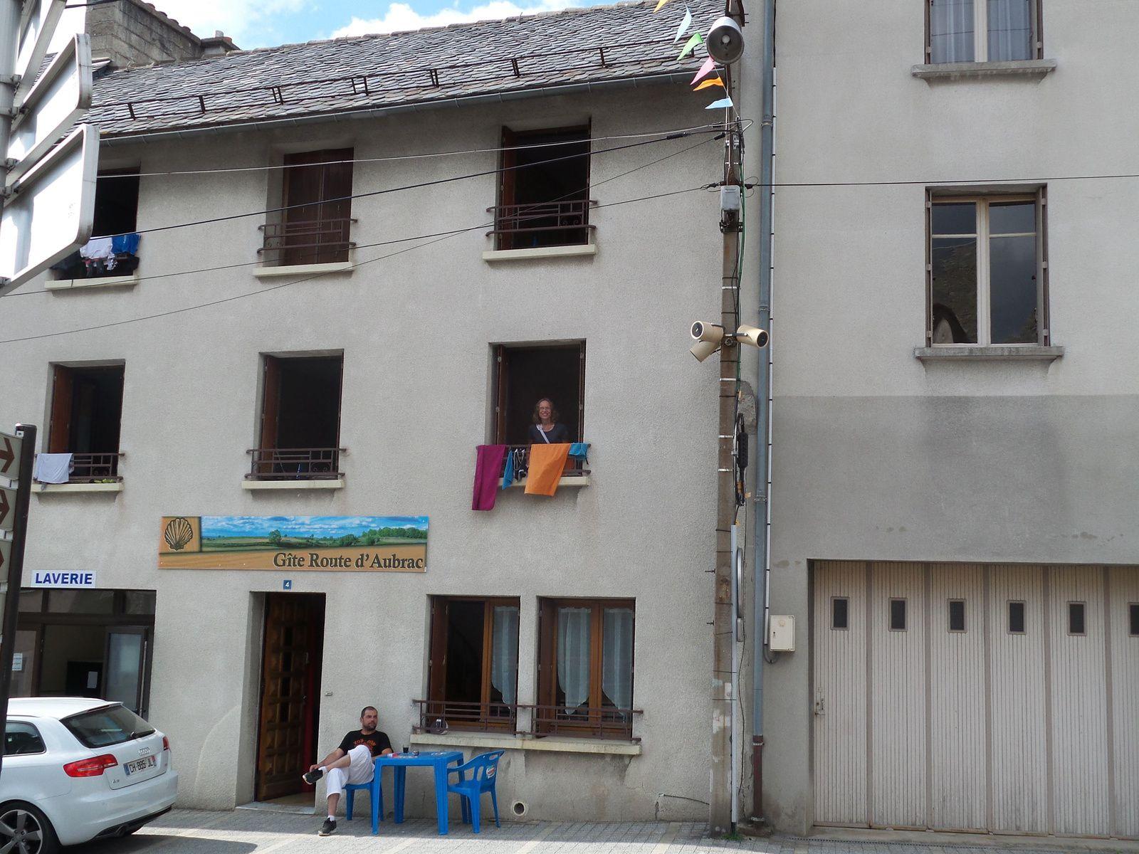 J4 Saint - Alban à Aumont - Aubrac 15,4 km